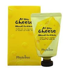 PhytoTree All Day Cheese Hand Cream 50g korean cosmetic skincare shop malaysia singapore indonesia