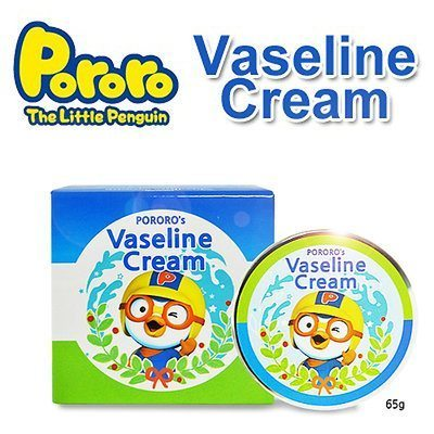 Pororo Vaseline Cream 65g korean cosmetic skincare shop malaysia singapore indonesia