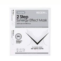Regen+Cos 2 Step Synergy Effect Mask Whitening korean cosmetic skincare shop malaysia singapore indonesia
