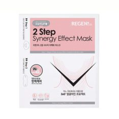 Regen+Cos 2 Step Synergy Effect Mask Wrinkle Care korean cosmetic skincare shop malaysia singapore indonesia