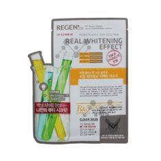 Regen Cos Real Whitening Effect Mask korean cosmetic skincare shop malaysia singapore indonesia