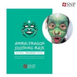 SNP Animal Dragon Soothing Mask korean cosmetic skincare shop malaysia singapore indonesia