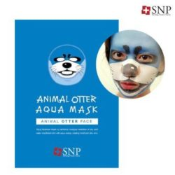 SNP Animal Otter Aqua Mask korean cosmetic skincare shop malaysia singapore indonesia