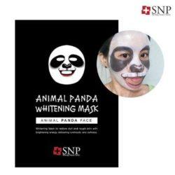 SNP Animal Panda Whitening Mask korean cosmetic skincare shop malaysia singapore indonesia