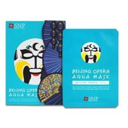 SNP Beijing Opera Aqua Mask korean cosmetic skincare shop malaysia singapore indonesia