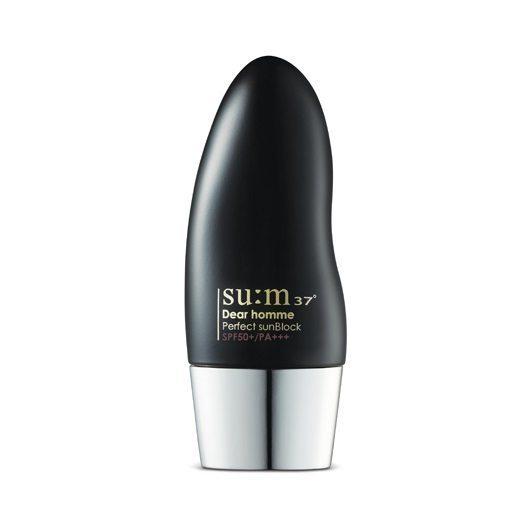 SUM37 Dear Homme Perfect Sun Block SPF 50+ korean cosmetic skincare shop malaysia singapore indonesia