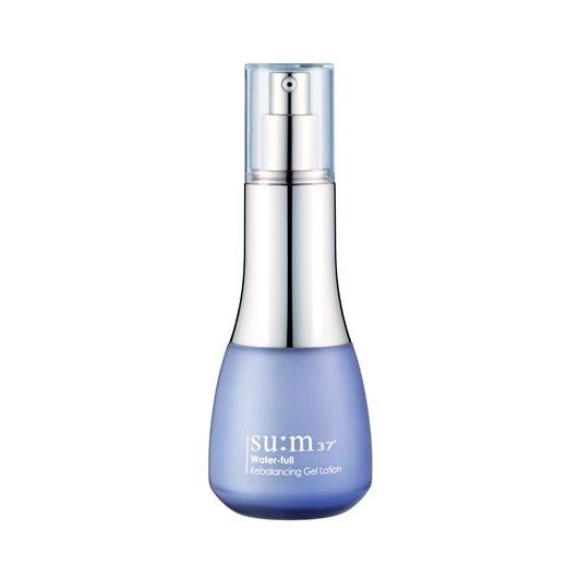 SUM37 Water full Rebalancing Gel Lotion 120ml korean cosmetic skincare shop malaysia singapore indonesia