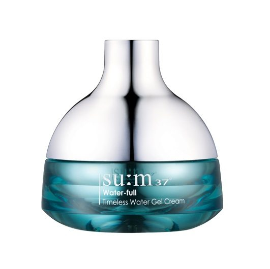 SUM37 Water full Timeless Water Gel Cream 50ml korean cosmetic skincare shop malaysia singapore indonesia