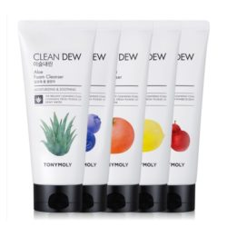 TONYMOLY Clean Dew Foam Cleanser korean cosmetic skincare product online shop malaysia china usa