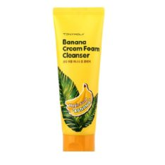 TONYMOLY Magic Food Banana Cream Foam Cleanser 150ml korean cosmetic skincare product online shop malaysia singapore indonesia