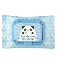 TONYMOLY Panda's Dream Eye Make-up Remover Pad 40 sheet 85ml korean cosmetic skincare product online shop malaysia singapore indonesia