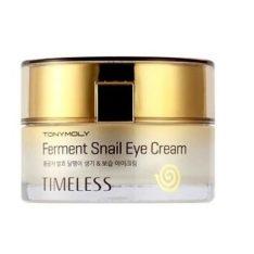 TONYMOLY Timeless Ferment Snail Eye Cream 30ml korean cosmetic skincare product online shop malaysia singapore indonesia