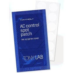TONYMOLY Tony Lab AC Control Spot Patch 12 patch 8g x 10 pcs korean cosmetic skincare product online shop malaysia singapore indonesia