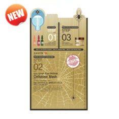 Xaivita 3 Step Gold Spider Anti-Wrinkle Cellulose Mask 10pcs box 270ml korean cosmetic skincare shop malaysia singapore indonesia