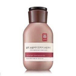 illi Total Aging Care Cream Wash 400ml korean cosmetic skincare shop malaysia singapore indonesia