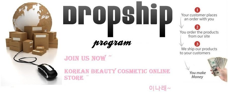 Drop Shipping Program - Seoul Next By You Malaysia singapore philippine