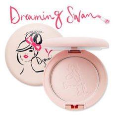 Etude House Dreaming Swan Veiling Pact 9g korean cosmetic skincare shop malaysia singapore indonesia