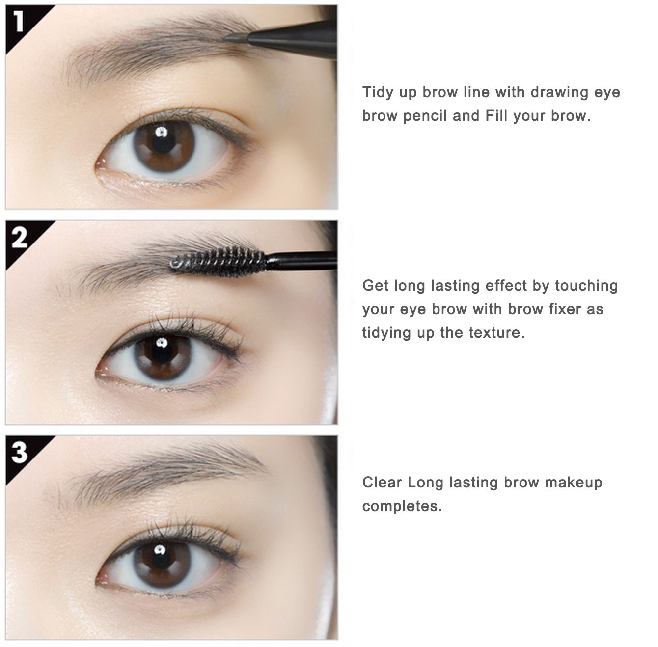 Etude House Keep My Brows Fixer 9g malaysia singapore indonesia