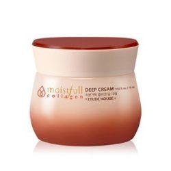 Etude House Moistfull Collagen Deep Cream 75ml korean cosmetic skincare shop malaysia singapore indonesia