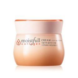 Etude House Moistfull Collagen cream 75ml korean cosmetic skincare shop malaysia singapore indonesia