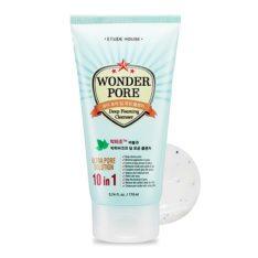 Etude House Wonder Pore Deep Foaming Cleanser 170ml korean cosmetic skincare shop malaysia singapore indonesia