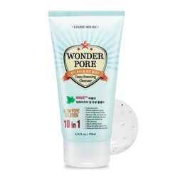 Etude House Wonder Pore Deep Foaming Cleanser 170ml korean cosmetic skincare shop malaysia singapore indonesia