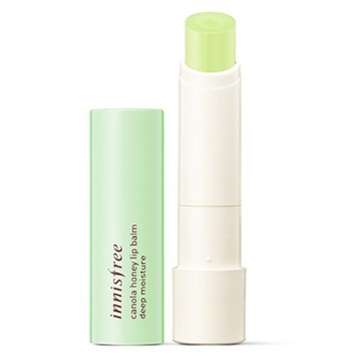 Innisfree Canola Honey Lip Balm Smooth Care korean cosmetic skincare product online shop malaysia china india