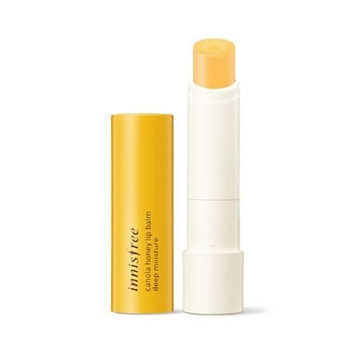 Innisfree Canola Honey Lip Balm korean cosmetic skincare product online shop malaysia china india