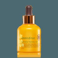 Innisfree Canola Honey Oil 30ml korean cosmetic skincare shop malaysia singapore indonesia