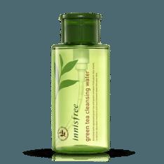 Innisfree Green Tea Cleansing Water 300ml korean cosmetic skincare shop malaysia singapore indonesia