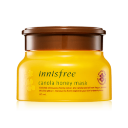 Innisfree Innisfree Canola Honey Mask 80ml korean cosmetic skincare shop malaysia singapore indonesia