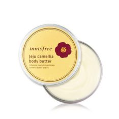 Innisfree Jeju Camellia Body Butter 150ml korean cosmetic skincare shop malaysia singapore indonesia