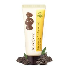 Innisfree Jeju Volcanic 3 in 1 Nose Pack 40ml korean cosmetic skincare shop malaysia singapore indonesia