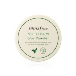 Innisfree No Sebum Blur Powder 5g korean cosmetic skincare shop malaysia singapore indonesia