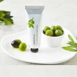 Innisfree Olive Real Moisture Hand Cream korean cosmetic skincare product online shop malaysia china india
