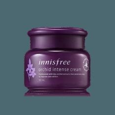 Innisfree Orchid Intense Cream 50ml korean cosmetic skincare shop malaysia singapore indonesia