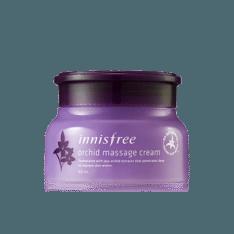 Innisfree Orchid Massage Cream 80ml korean cosmetic skincare shop malaysia singapore indonesia