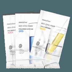 Innisfree Skin Clinic Mask korean cosmetic skincare shop malaysia singapore indonesia