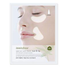 Innisfree Special Care Mask [eye-lip] 20g korean cosmetic skincare shop malaysia singapore indonesia