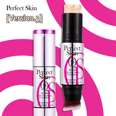 Perfect Skin Absolute Marble Stick Foundation Korean