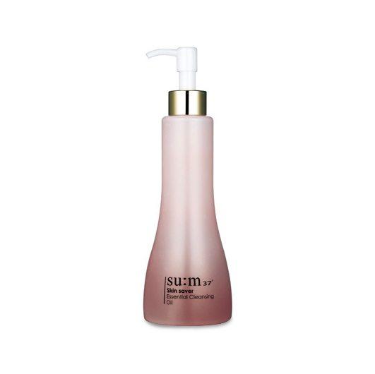 SUM37 Skin Saver Essential Cleansing Oil 250ml korean cosmetic skincare shop malaysia singapore indonesia