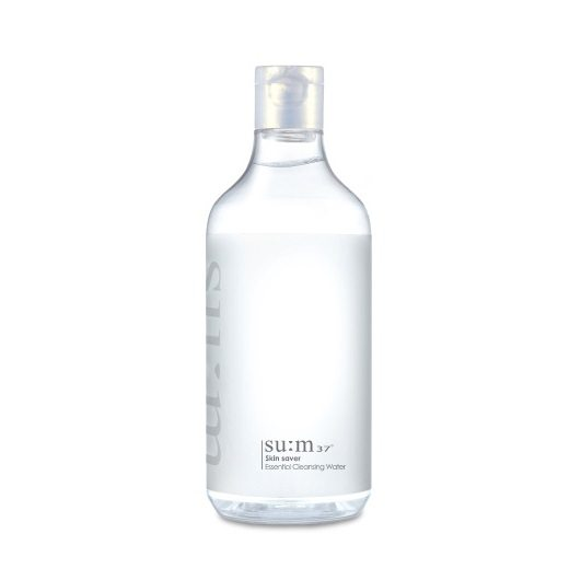SUM37 Skin Saver Essential Cleansing Water 400ml korean cosmetic skincare shop malaysia singapore indonesia