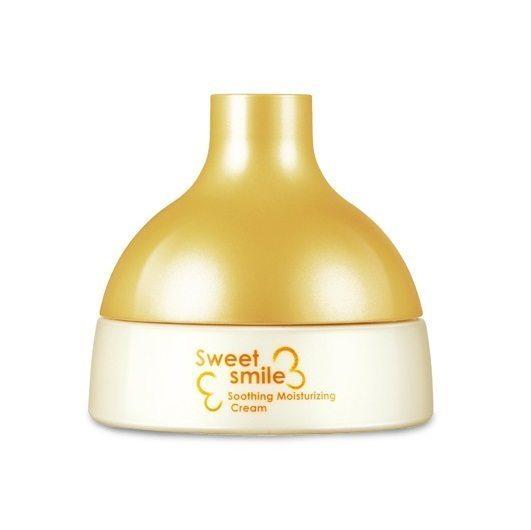 SUM37 Sweet Smile Soothing Moisturizing Cream 125ml korean cosmetic skincare shop malaysia singapore indonesia