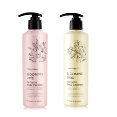 TONYMOLY Blooming Days Perfume Body Cleanser 300ml korean cosmetic skincare product online shop malaysia china japan