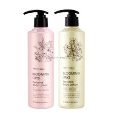 TONYMOLY Blooming Days Perfume Body Lotion 300ml korean cosmetic skincare product online shop malaysia china japan
