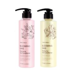 TONYMOLY Blooming Days Perfume Hair Conditioner 480ml korean cosmetic skincare product online shop malaysia china japan