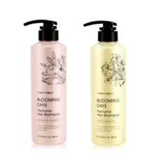 TONYMOLY Blooming Days Perfume Hair Shampoo 480ml korean cosmetic skincare product online shop malaysia china japan