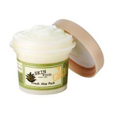 SkinFood Fresh Aloe Pack 100g korean cosmetic skincare shop malaysia singapore indonesia