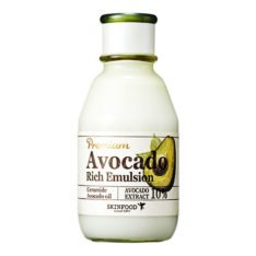 SkinFood Premium Avocado Rich Emulsion 140ml korean cosmetic skincare shop malaysia singapore indonesia