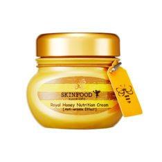 SkinFood Royal Honey Nutrition Cream 55g [anti wrinkle effect] korean cosmetic skincare shop malaysia singapore indonesia